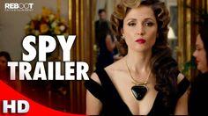 'SPY' Red Band Trailer #1 (2015) Melissa McCarthy, Jason Statham, Jude L...
