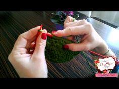 Şiş ile Oklava Örgüsü Yapılışı Videolu Anlatım | Bilgi Evim, Örgü,Sağlık, Yaşam, Yemek Tarifi, Kurdeladan Çiçek Yapımı, Elişi