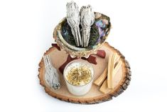 Home Cleansing Kit, Home Smudging kit with abalone shell, Palo santo, Sage Amethyst Rock, Candle Spells, Candle Magic, Best Smelling Candles, Sage Smudging, Spiritual Cleansing, White Sage Smudge, Romantic Candles, Coffee Table Styling