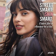 I just entered the Avon Neutralize Sweepstakes for a chance to win a set of the new Neutralize Anti-Pollution Collection - for me and a friend! Heather Carr, Free Sweepstakes, Avon Sales, Pore Strips, Charcoal Mask, Avon Representative, Street Smart, Serum, Beauty Makeup