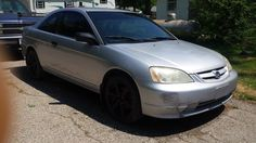 Car brand auctioned:Honda Civic lx 2001 Car model honda civic lx 1.7 l