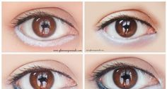 Doll- Eyes Makeup Tutorial