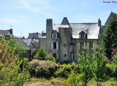 Guérande Loire Atlantique Pays de Loire France -vue des remparts Guérande 25 juin 2015 - 113118434504119207618 - Picasa Albums Web