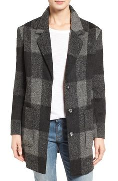 Levi's® Plaid Jacket available at #Nordstrom