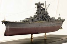 1/350 IJN Yamato (Tamiya)