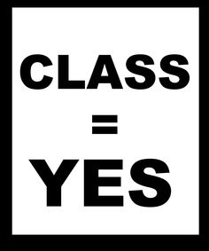 Class = Yes