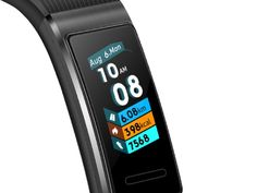 Huawei Band 3 Pro fitness tracker watch review