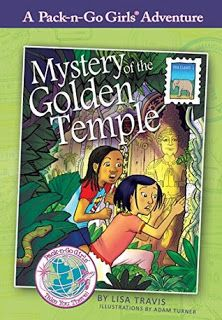 Book recommendation: Mystery of the Golden Temple | The LogonautsGreat cultural tale set in Thailand!
