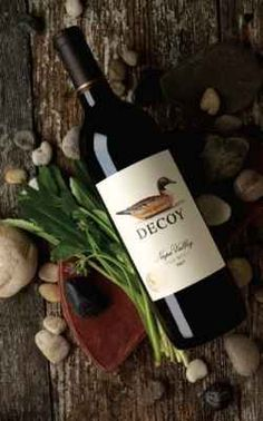 While the name Decoy Wine might sound like an empty bottle or something that duck hunters drink while in their duck blinds, it's actually...