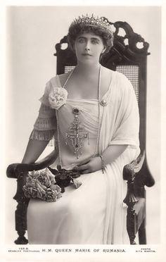 Queen Marie of Romania Gallery / H.M. Queen Marie of Rumania