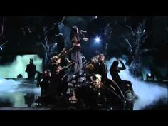 Katy Perry & Juicy J - 'Dark Horse' performance Grammy 2014 Performance