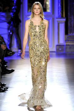 Paris Fashion Week     Zuhair Murad Haute Couture Spring/Summer 2012
