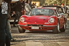 Ferrari (1) @ Tour Auto 2015