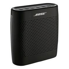 Buy Bose® SoundLink® Colour Bluetooth Speaker Online at johnlewis.com