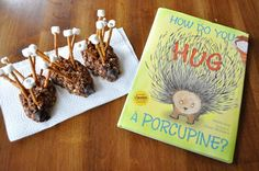 recipe and book munchkin-snacks