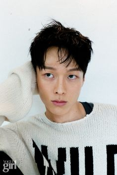 Jang Ki Yong - Vogue Girl Magazine October Issue '14