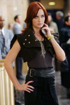 Emily Blunt in Devil Wears Prada