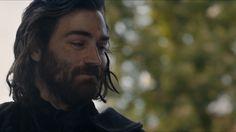 Matthew McNulty as Lucien Grimaud - The Musketeers
