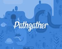 Pathgather organizes your learning content and thousands of courses from across the web into one single, searchable learning catalogue. Finding the perfect resource couldn't be easier. Site Design, App Design, Mobile Ui Design, Ui Web, User Interface Design, Typography Inspiration, User Experience, Interactive Design, Design Elements
