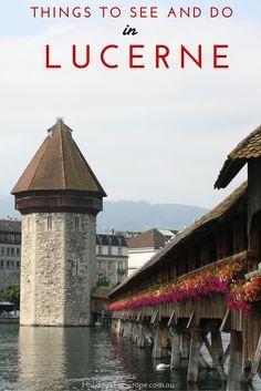 to do in Lucerne, Switzerland Heading to Lucerne? There are lots of things to see and do that make a visit to this Swiss city a must.Heading to Lucerne? There are lots of things to see and do that make a visit to this Swiss city a must. European Vacation, European Destination, European Travel, Beautiful Places To Visit, Oh The Places You'll Go, Places To Travel, Amazing Places, Zermatt, Lucerne Switzerland