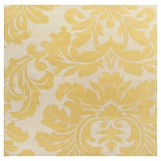 Vlore Area Rug - Wheat, Cream - (8' Square) - Surya
