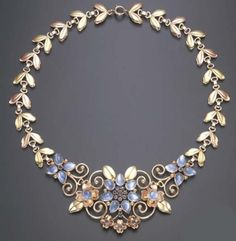 beautyblingjewelry:  Moonstone, Diamond a fashion love