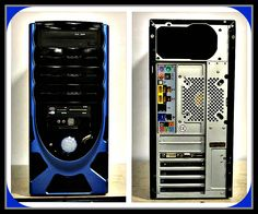 Check out this custom-built PC for $250, only from CSU Surplus Property Store!