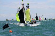 New 2013 - RS Sailing - RS Feva XL Race