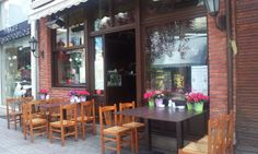 Xanthi Thrace Greece ...a wonderful corner to enjoy your food with delicious delicacies...