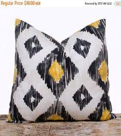 Printed Pillow Case Standard/Queen Sized Pillow Case by LinenLea | Handmade for Sale | Pinterest | Pillow cases King size pillows and Pillows & Printed Pillow Case Standard/Queen Sized Pillow Case by LinenLea ... pillowsntoast.com