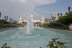 Fuente de la Virgen - Maracaibo
