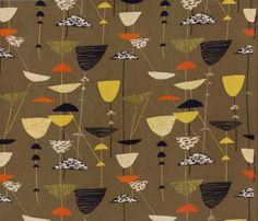 Britain was at the forefront of international textile design in the 1950s and 1960s.