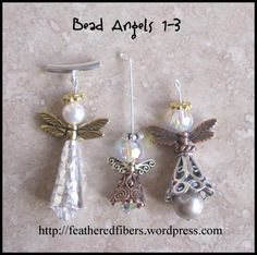 Create Magical Fairy and Angel Jewelry