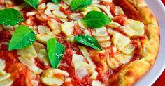 Lukrecjowa słodycz: Pizza
