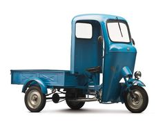 1967 Benelli Delivery Vehicle, blue, vehicle, transporation, cute, nuttet, adorable, cool wheels, mini truck, history.