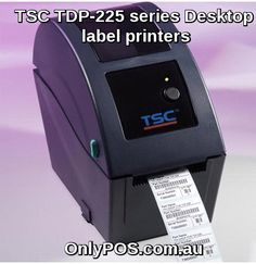Buy Best and New TSC TDP-225 Series Desktop Label Printer from Only POS Australia. this receipt printer have best qualities of printing any kind of receipt   for your Retails, logistics and hospitality organisation you should buy this printer.