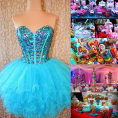 Sweet 16 ideas!