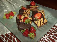Ατομικά Sandwich Πτι-Μπερ σοκολάτας με γέμιση #sintagespareas