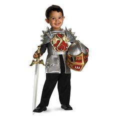 Disguise Inc - Knight of the Dragon Toddler Costume Disguise, http://www.amazon.com/dp/B001E00OG0/ref=cm_sw_r_pi_dp_Np.ksb1Z9VYFR