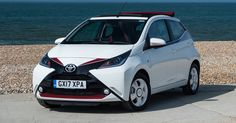 Toyota X-Claim Limited Edition Completes The Aygo Family In UK #Galleries #New_Cars
