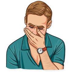 Набор стикеров для Telegram «Райан Гослинг» African Braids Hairstyles, Braided Hairstyles, Emoji Man, Telegram Stickers, Celebs, Drawings, Illustration, Barber Shop, Sticks