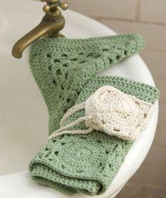 washcloth crochet pattern
