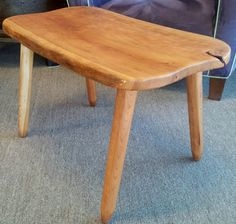 Cherry Side Table/Bench
