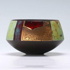 'Small thrown pot' - Tony Laverick