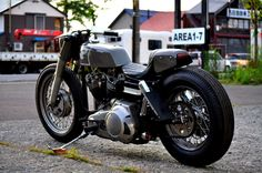 V-twin Caferacer