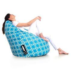 Pufa Retro ROCKET - JABBA Design Retro Rocket, Bean Bag Chair, Bags, Furniture, Vintage, Design, Home Decor, Handbags, Decoration Home
