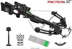 Tactical XLT crossbow #TenPoint #Crossbows #Archery