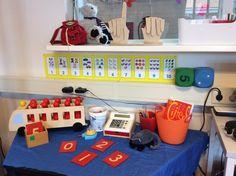 Jippie, eindelijk een rekenhoek! Math Resources, Math Activities, Toddler Activities, Social Platform, Baby Care, Diy For Kids, Classroom, Kids Rugs, Montessori