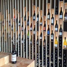 "My friend Alvaro Yanez just opened this gorgeous natural wine shop ""La Faute au Vin"" in St Germain rue du Cherche Midi next to Cafe Trama. Brooklyn beer to top vins de natures producers. Epicerie soon."