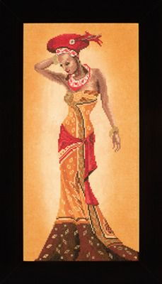 African Fashion ll- Lanarte. Have this one.